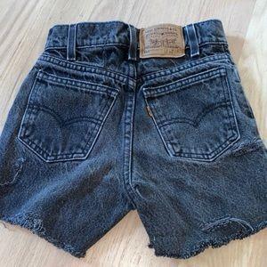 COPY - Levi's High Waisted Shorts
